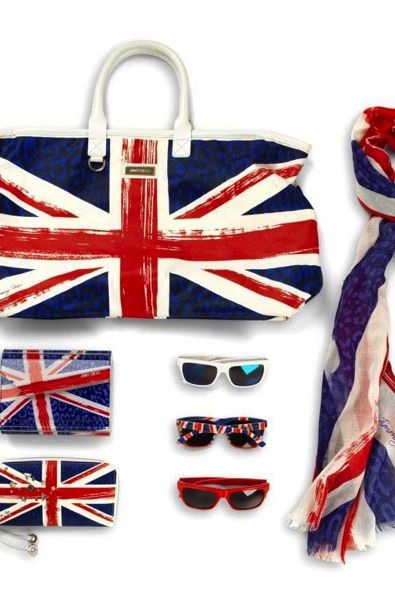 Jimmy Choo Union Jack Collection