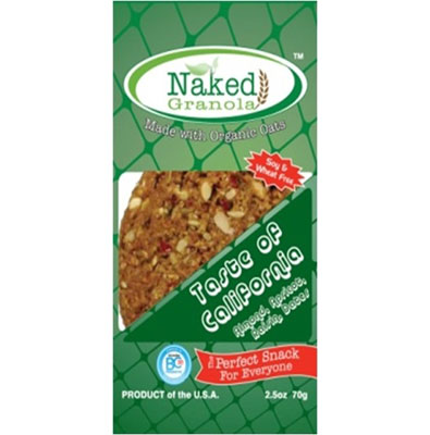 Naked Granola Cookies
