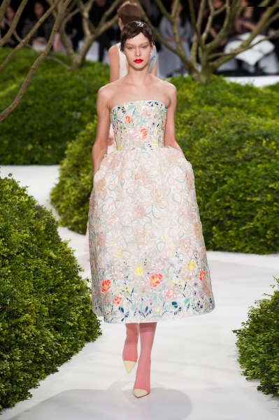 Christian Dior Haute Couture Spring 2013