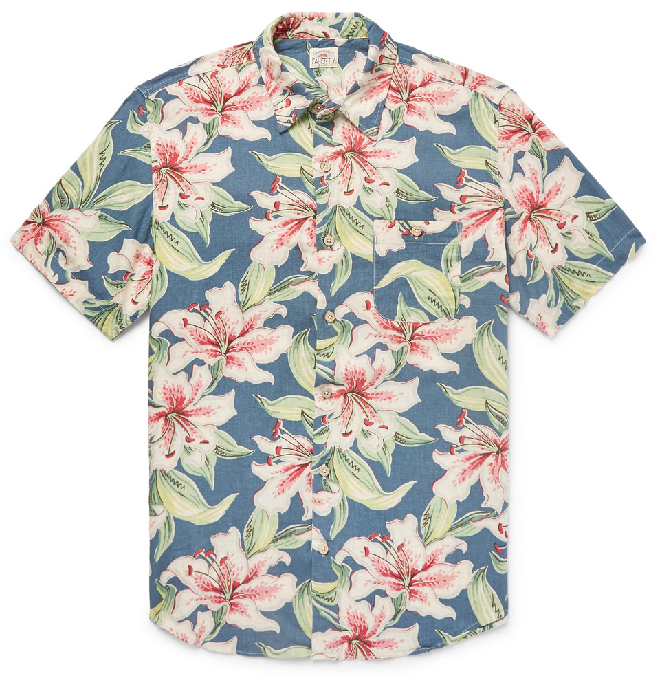 22 Hawaiian Shirts To Make Your Summer Wardrobe Way More Fun