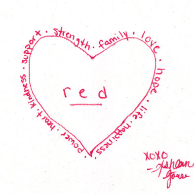 What Does Red Mean to You?