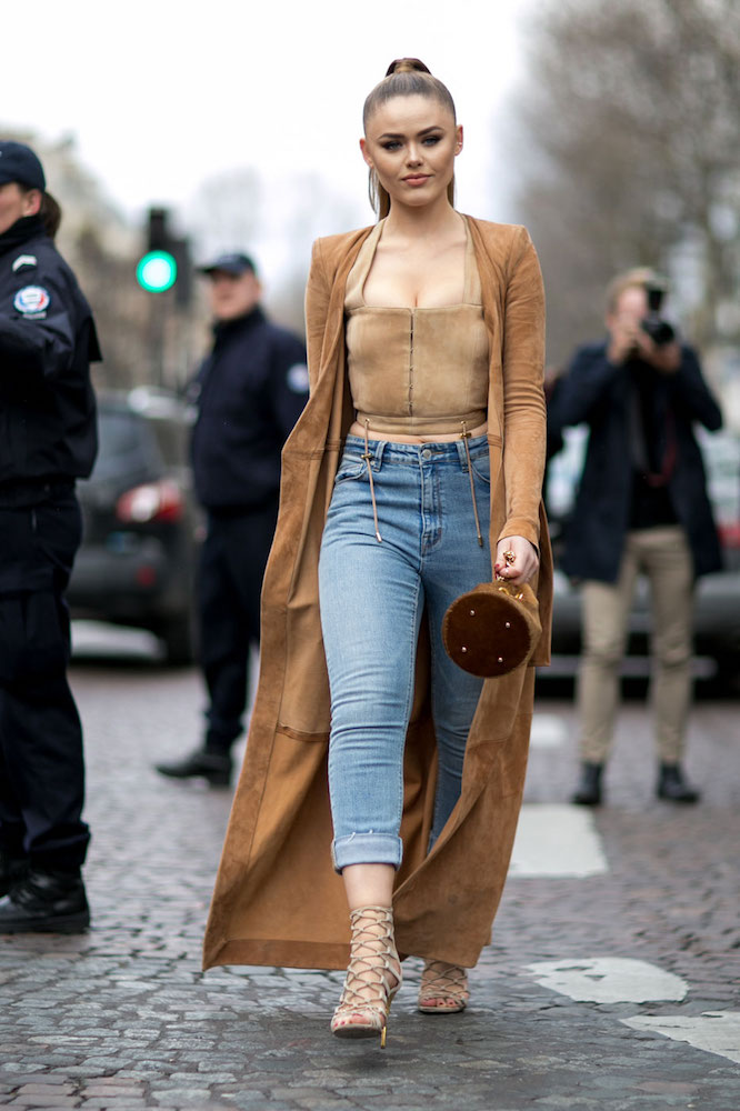 Outfit Ideas: Not-Boring Ways to Wear Skinny Jeans - theFashionSpot