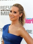 Ashley Tisdale's Ponytail Perfection