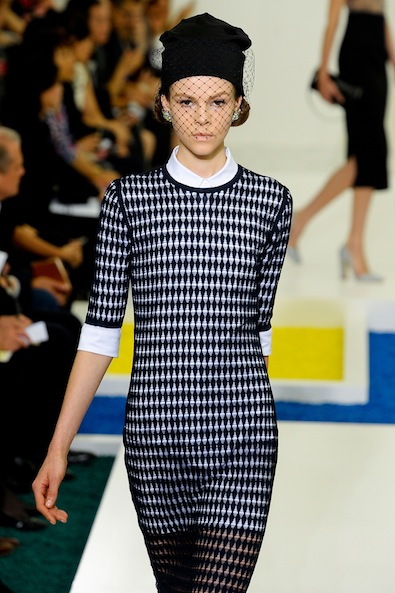 Jil Sander Spring 2012: What Lays Beneath