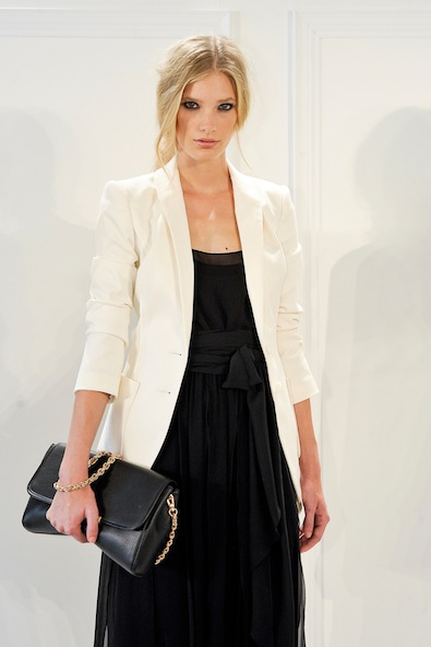 Rachel Zoe Spring 2012: Trail Blazer
