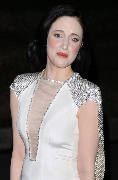 Fix #1: Fire Your Makeup Artist, Andrea Riseborough