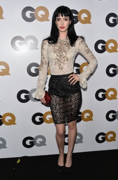 Kristen Ritter Also Attacked by Bell Sleeves