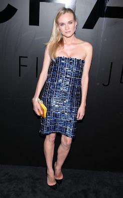 Pull Up Your Dress, Diane Kruger