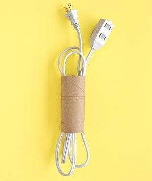 TP Rolls for Cords