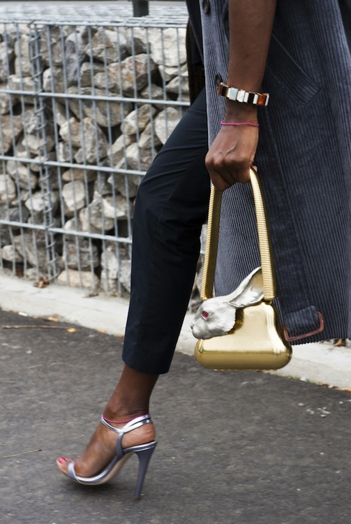Paris Fashion Week Street Style SS 14
