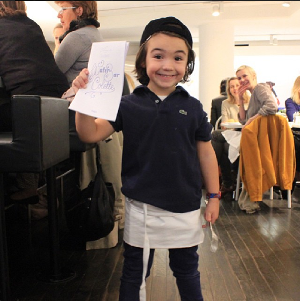 Youngest Customer/Waiter