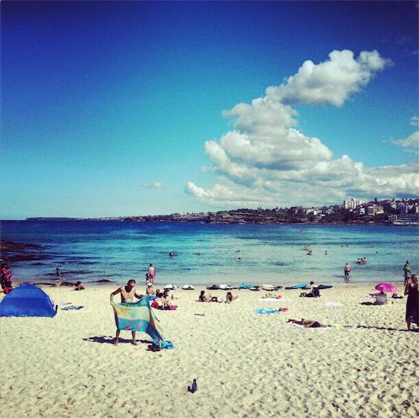 Best Beach Scene