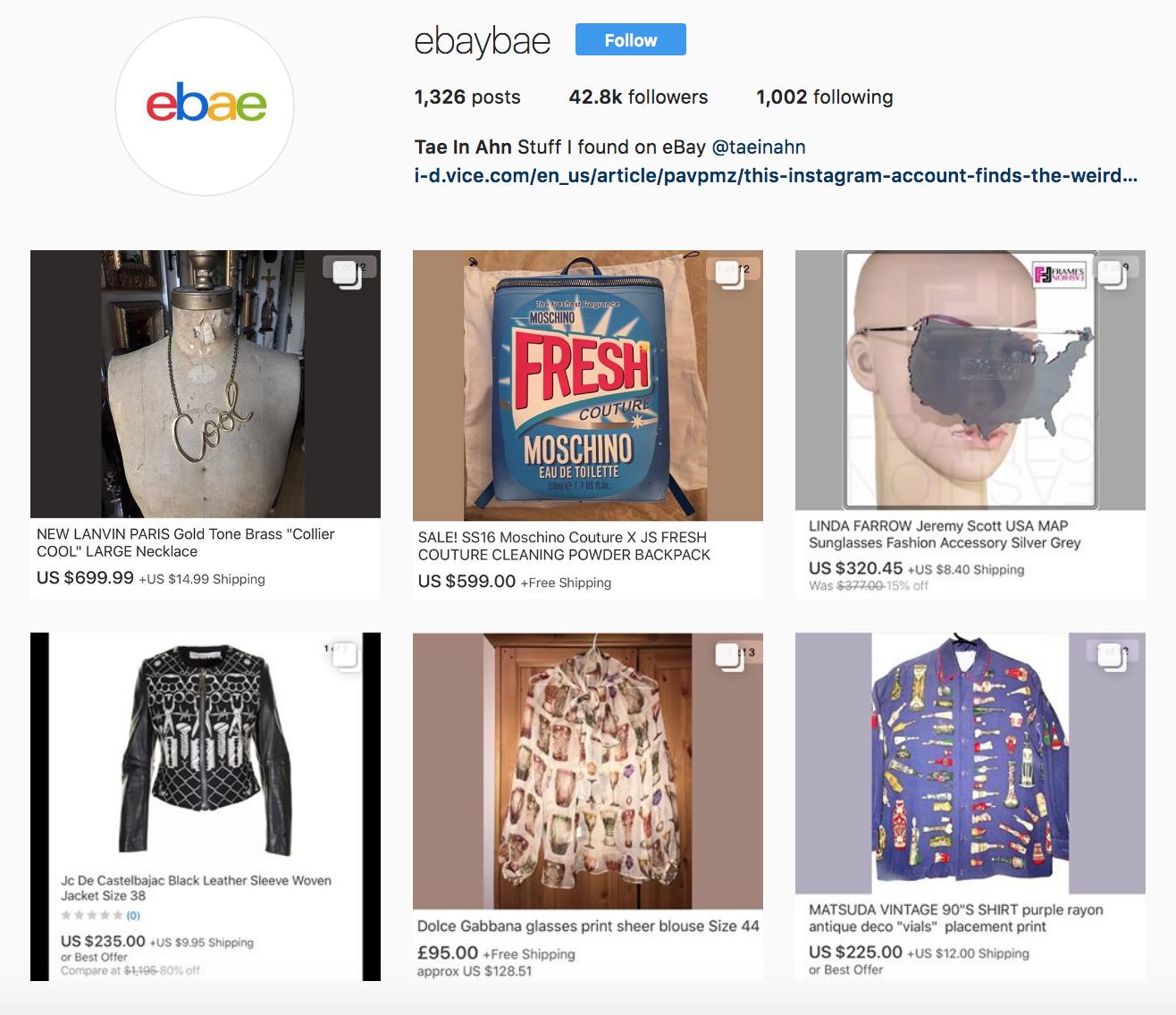 eBay Bae
