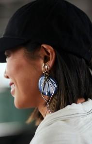 4. A Single Statement Earring