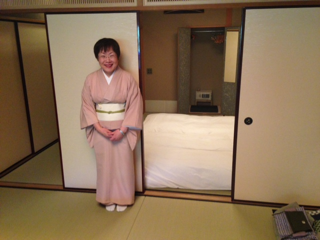 A Traditional Ryokan
