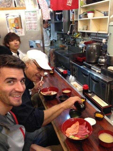 Morning Sushi
