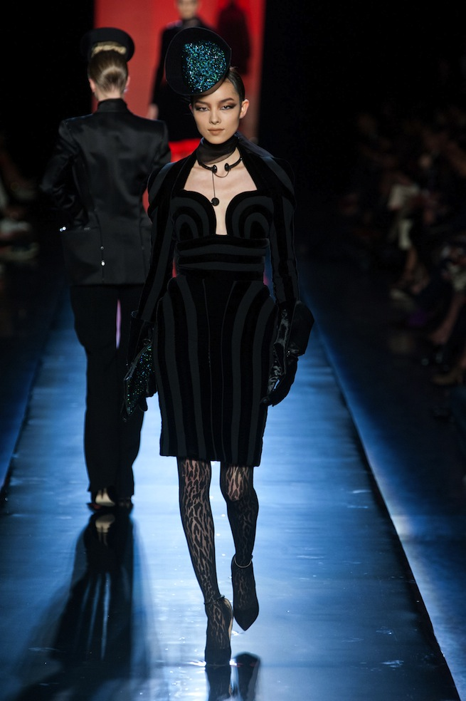 Jean Paul Gaultier Haute Couture Fall 2013