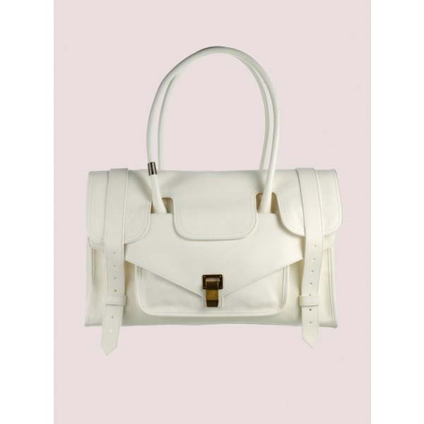 A White-Hot Carry-All or Tote
