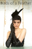 Leah C Night Bird with Silk Veil