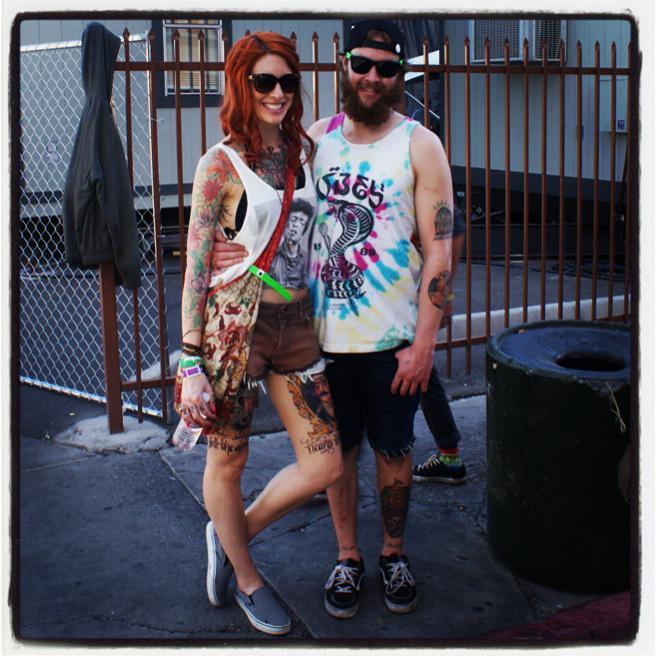 Jessica and Travis