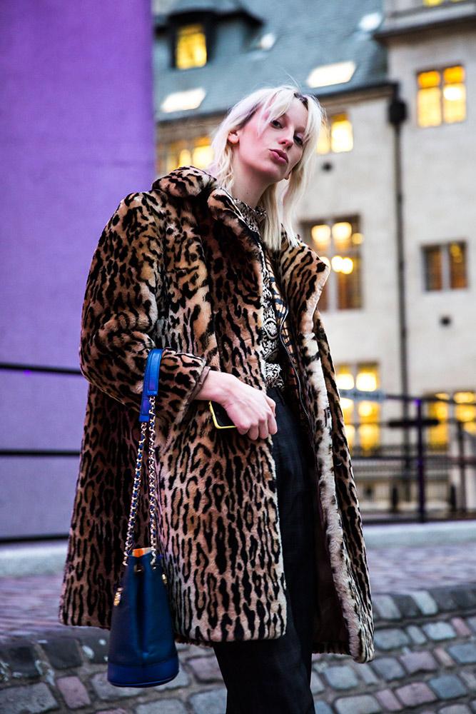 London Fashion Week Fall 2016 Models Off Duty