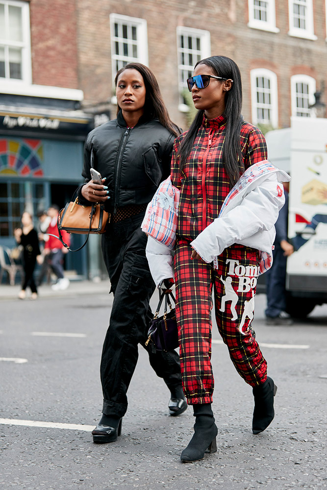 The Very Best Street Style Looks From Outside The London