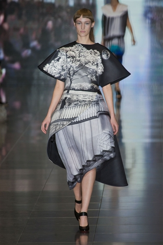Mary Katrantzou's Ingenuity