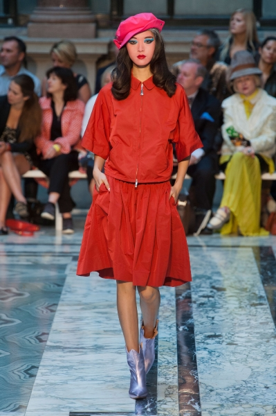 Vivienne Westwood Red Label S/S 2013