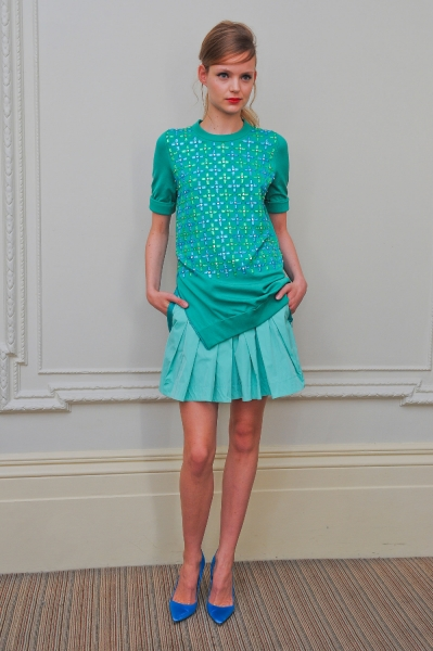 Pringle of Scotland S/S 2013