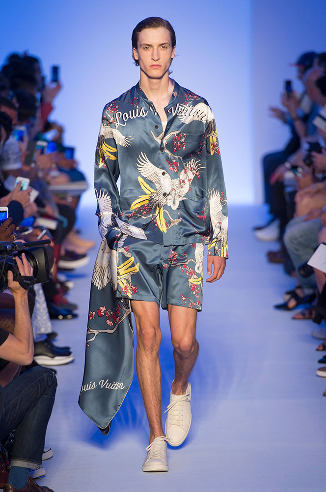 Louis Vuitton Men's Spring 2016