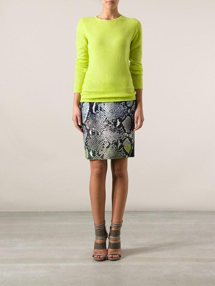 Python Print: The Skirt