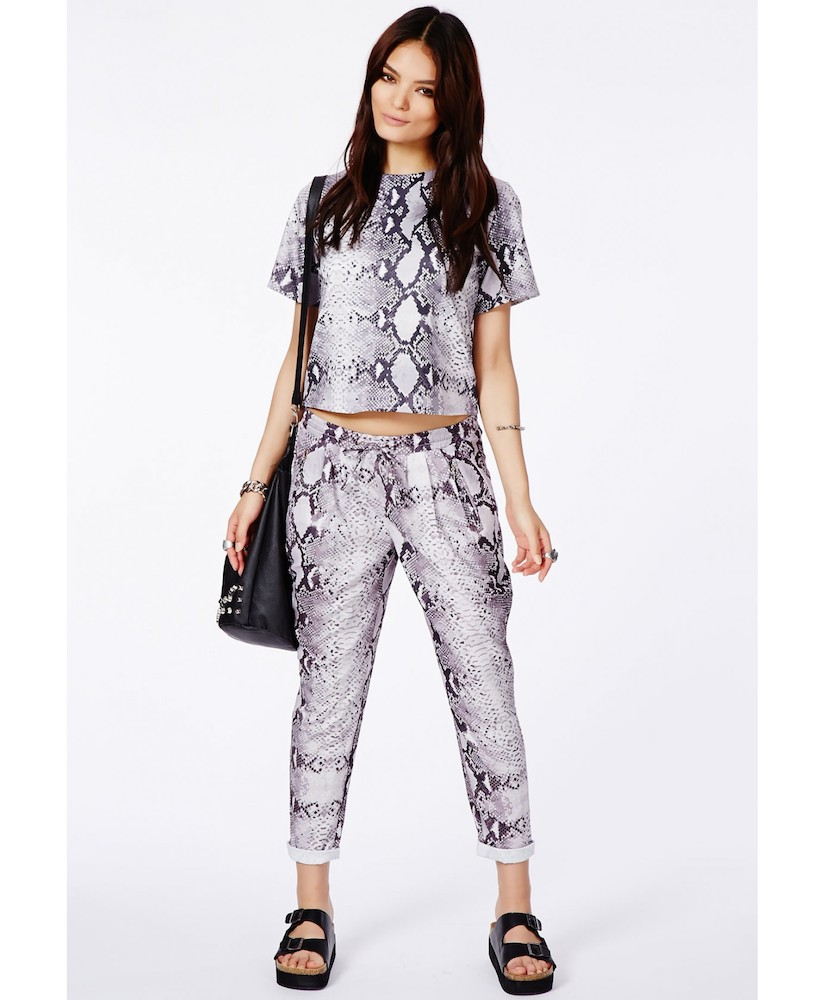 Python Print: The Trousers