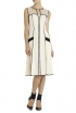BCBGMAXAZRIA Runway Kendra Pleated-Panel Dress