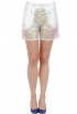 Vivette Iridescent Shorts, $322