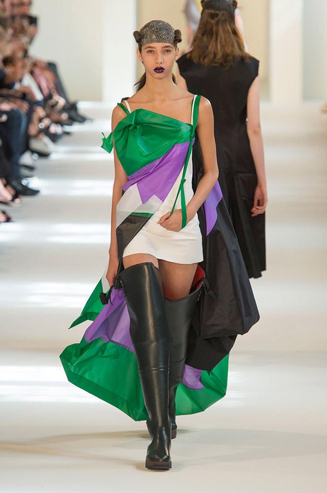Maison margiela haute couture fall 2016 runway - Maison de haute couture ...