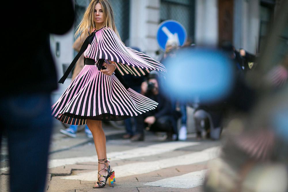 Street Style: The Women of Men's Fashion Week 2016