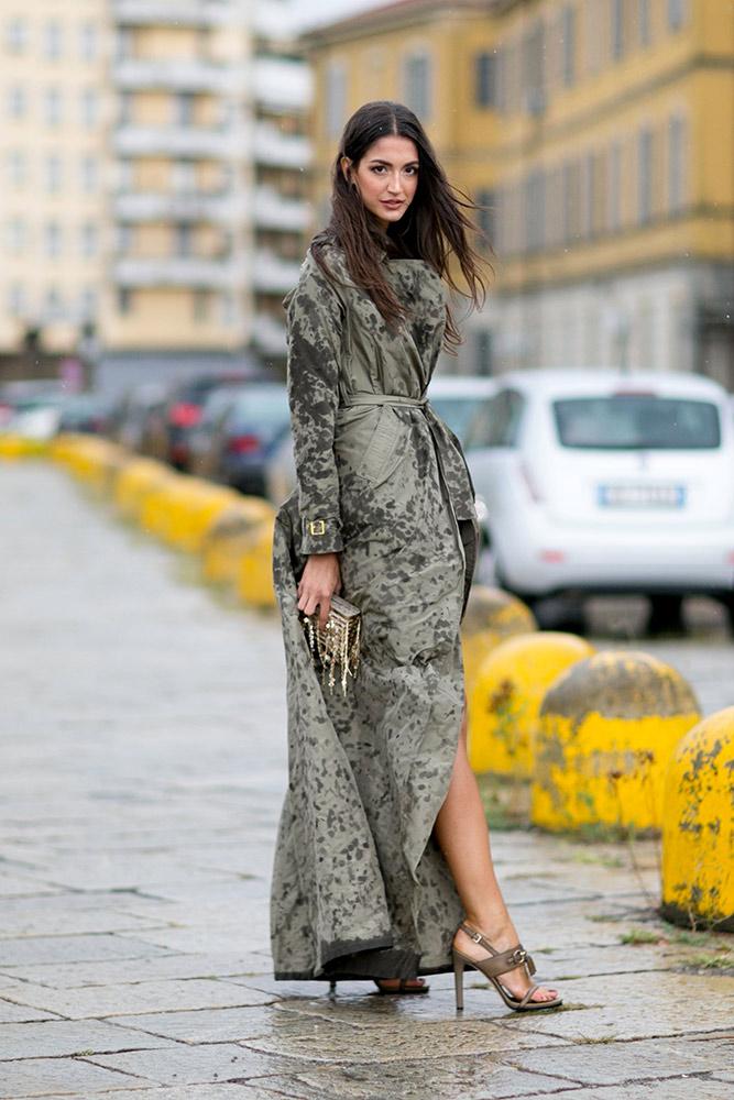 Street Style Milan Fashion Week Spring 2016 Thefashionspot