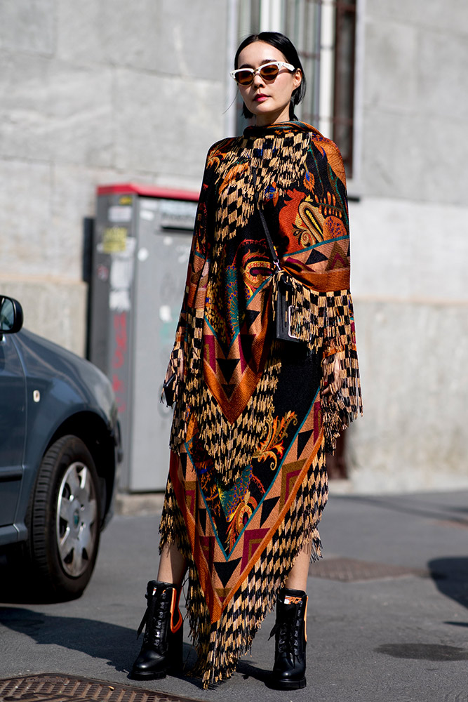 100 Best Street Style Looks From Milan Fashion Week Spring 2019