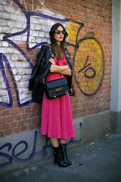 Milan Fashion Week Street Style SS 2014