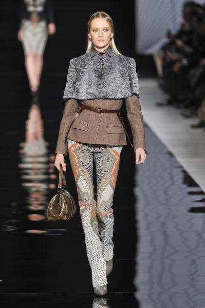Etro Fall 2012