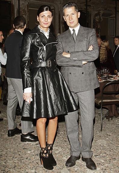 Giovanna Battaglia & Stefano Tonchi