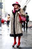 Milan Fashion Week Street Style (Fall 2013)
