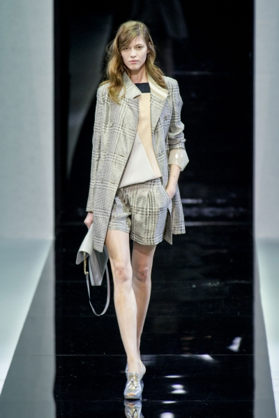 Emporio Armani S/S 2013