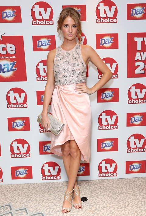 The TVChoice Awards 2012 held at the Dorchester hotel