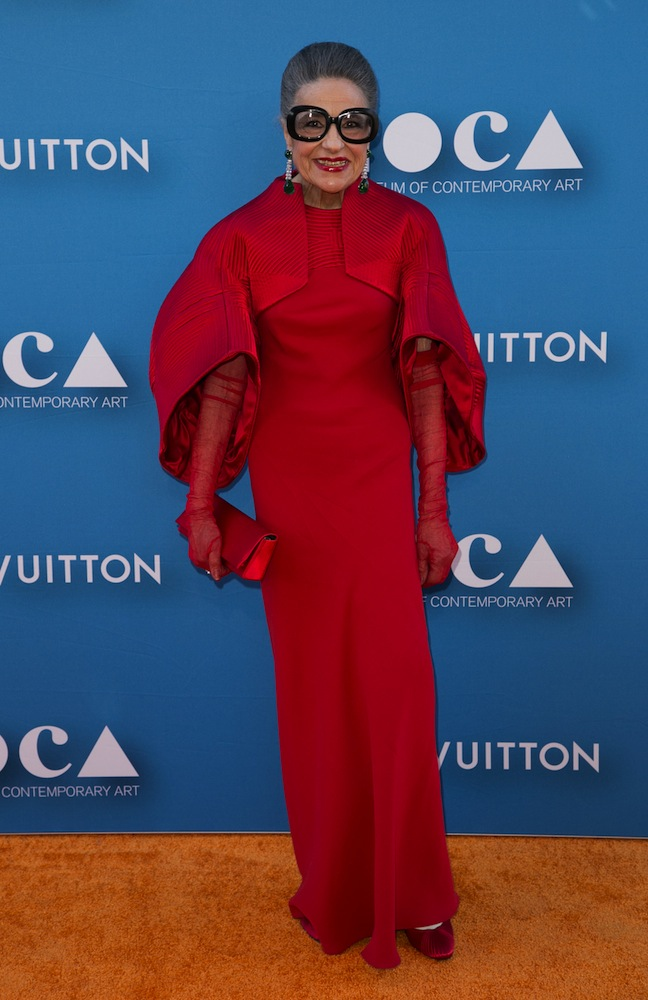 moca s 36th annual gala presented by louis vuitton