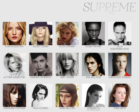 Supreme Model Management (8.47%)