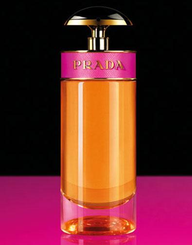 Splurge Fragrance: Prada