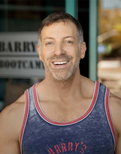 Barry Jay, Barry's Bootcamp