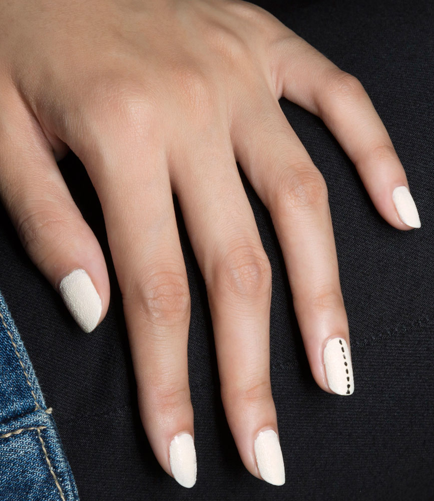 minimalism - Nail Design Ideas Easy
