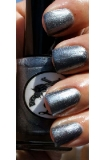 Shimmery Silver